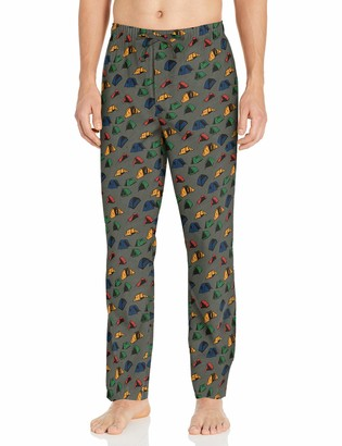 Goodthreads Men's Standard Stretch Poplin Pajama Pant