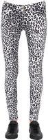 Freddy Leopard Printed Wr.up Leggings