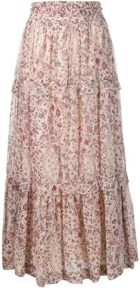 Etoile Isabel Marant Lineka skirt