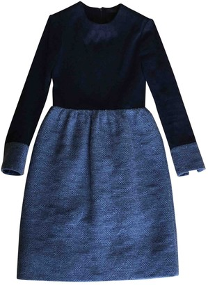 The Row Anthracite Tweed Dresses