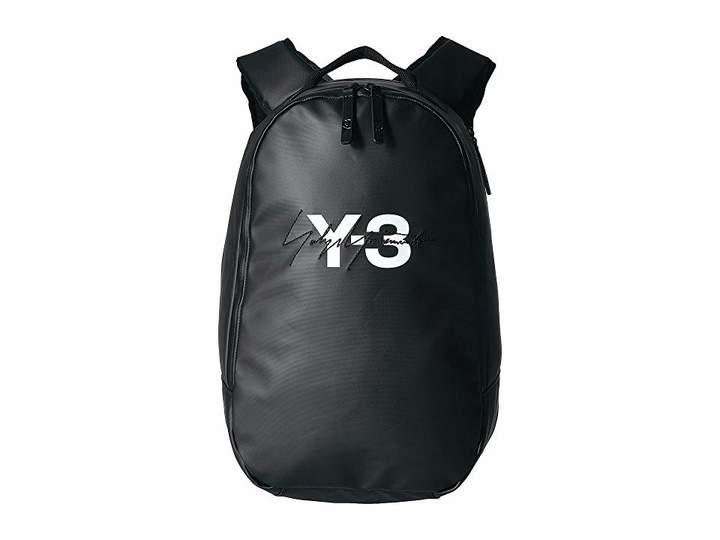 Yohji Yamamoto Y-3 Logo Backpack