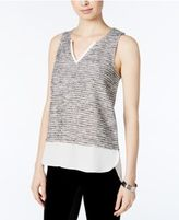 Sanctuary Autumn Contrast Top