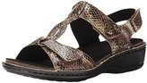 Aravon Women's Collette AR Dress Sandal