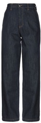 Societe Anonyme Denim trousers
