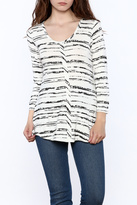 Habitat Printed Tunic Top