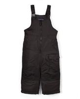 London Fog Black Pocket Snow Suit - Toddler & Boys