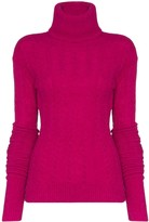 Jacquemus long-sleeved knitted jumper