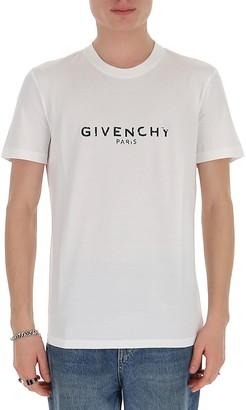 Givenchy Paris Slim Fit T-Shirt