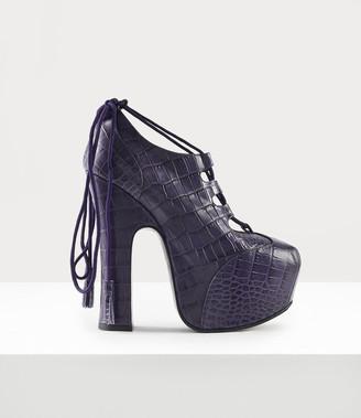 Vivienne Westwood Elevated Ghillie Purple