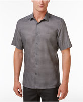 Alfani Men's Geometric Pattern Shirt, Only at Macy's