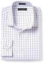 Banana Republic Grant-Fit Non-Iron Multi Gingham Shirt