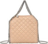 Stella McCartney Falabella Minibella Studded Quilted bag