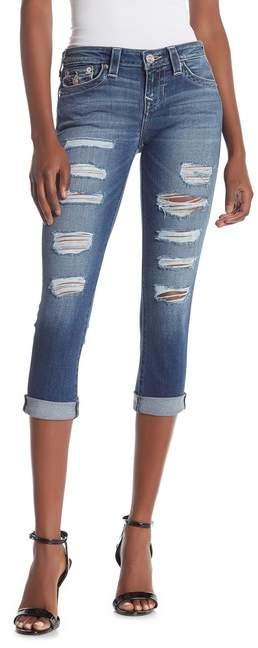b39cdc081 True Religion Halle Crop Jeans - ShopStyle
