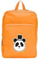 Mini Rodini panda patch backpack