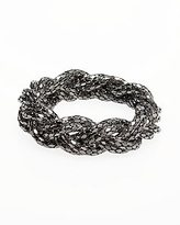 Endless Woven Mesh Bracelet