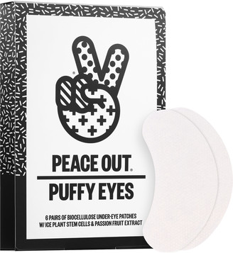 Peace Out - Puffy Under-Eye Patches