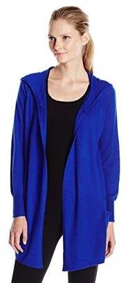 Colourworks Colour Works Women's Long Sleeve Hoodie Cardigan