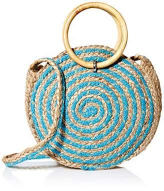 Sam Edelman Zowie Stripe Round Shoulder Bag