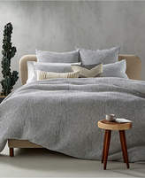 Hotel Collection Waffle Weave Chambray Bedding Collection, Created for Macy's