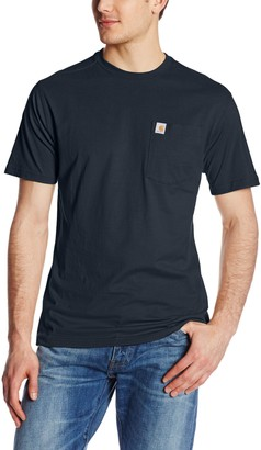 Carhartt Men's Big & Tall Maddock Pocket Short Sleeve T-Shirt