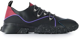 Bally low-top lace-up sneakers
