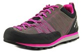 Scarpa Crux Women Round Toe Synthetic Gray Sneakers.