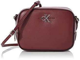 Calvin Klein CKJ MONOGRAM HW CAMERA BAG Women's Cross-Body Bag,(B x H x T)