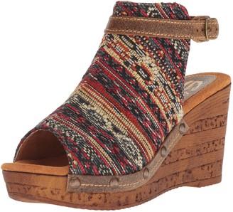 Sbicca Women's SABARI Wedge Sandal