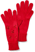 New York & Co. Jeweled Touchscreen Glove