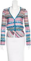 Missoni Patterned Knit Cardigan w/ Tags