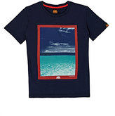 Sundek Photograph-Print Cotton T-Shirt