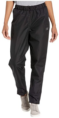 Helly Hansen Seven J Pant (Black) Women's Casual Pants