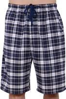 Godsen Men's Cotton Sleep/Lounge Shorts with Pockets (XXXL, )