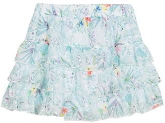 3 Pommes Kid Girl White Skirt