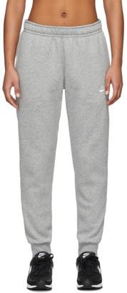 Nike Grey NSW Club Lounge Pants