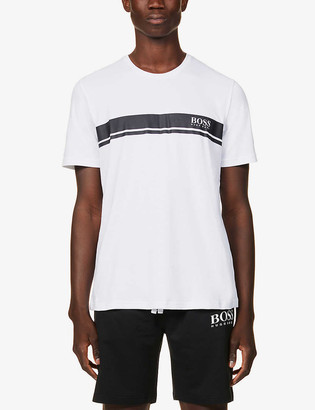 HUGO BOSS Relax Logo T-shirt