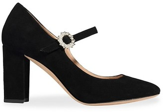 Kate Spade Mara Suede Mary Jane Pumps