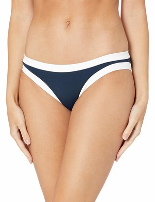 Seafolly Women's Hipster Full Coverage Bikini Bottom Swimsuit