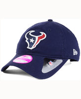 New Era Women's Houston Texans Team Glisten 9TWENTY Cap