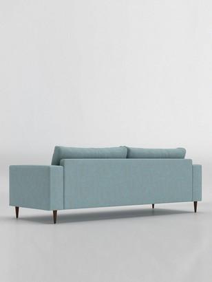 Swoon Evesham Original Fabric 3 Seater Sofa - House Weave