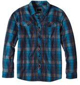 Prana Men's Wessly Plaid Shirt