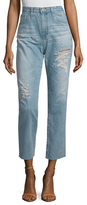 AG Adriano Goldschmied Phoebe High Rise Straight Jean