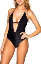 Frankie's Bikinis Women's Frankies Bikinis Lilly One-Piece Swimsuit
