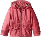 Burberry Mini Halle Jacket Girl's Coat