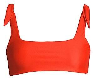 Mikoh Women's Jamaica Bikini Top