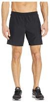 Nike Challenger Shorts 7 2-in-1 (Black/Black/Reflective Silver) Men's Shorts
