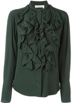 Chloé ruffled blouse - women - Silk - 40