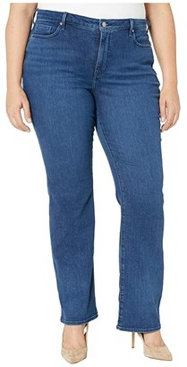 NYDJ Plus Size Plus Size Barbara Bootcut Jeans in Habana (Habana) Women's Jeans