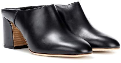 Tod's Leather mules