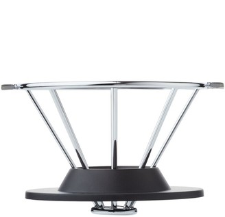 Barista & Co. Corral Pour Over Coffee Maker - Steel